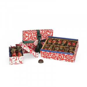 Cuneesi al Rhum in scatola regalo, 440 gr