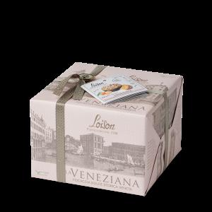 Veneziana - Dolce mandarino a pasta morbida