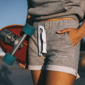 Sweat Shorts Grigio