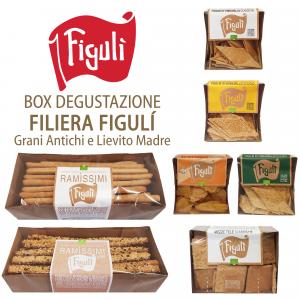 BOX DEGUSTAZIONE FILIERA FIGULÌ