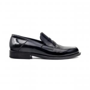Gildo - Scarpa mocassino nero