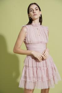 Danaidi - Vestito tulle rosa