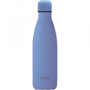 PURO Bottiglia Termica ICON Blu Formentera da 500ml