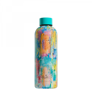 PURO Bottiglia Termica Hot&Cold Texture Brush da 500ml