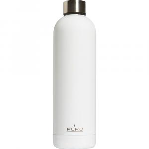 PURO Bottiglia Termica Hot&Cold Bianca da 750ml