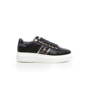 KEYS Sneaker con platform - nero