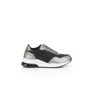 RHAPSODY Sneaker con zeppa - grigio nero