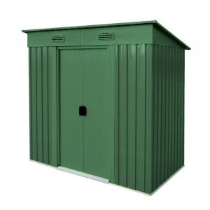 Casetta in Lamiera Box deposito 194X121X H.1.99cm