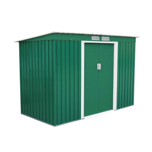 Box deposito Max metallo da giardino 261x121x176 cm