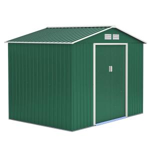 Box deposito Extra metallo da giardino 277x191x202 cm