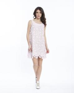 Dress Woman100% Cotton 4912