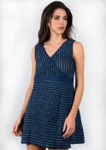 Dress Woman70% COTTON , 30% POLYESTER 4606