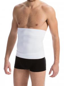 Pancera Uomo Contenitiva e Modellante Bianco