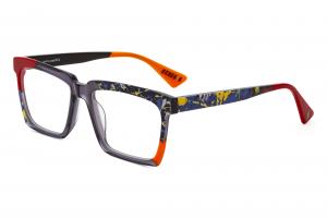 Area98 Occhiale unisex - Occhiali da vista colore 01 misura 53-18/145