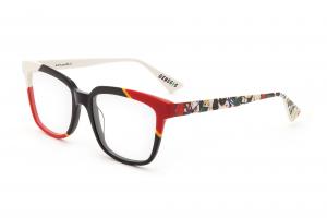 Area98 Occhiale unisex - Occhiali da vista colore 01 misura 53-19/145