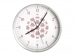Orologio Parete Tondo Grace Rosso 30