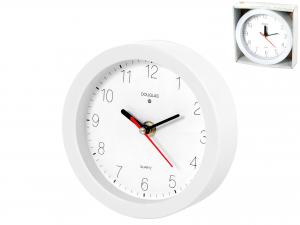 Orologio Parete Tondo Bianco    Cm15 991