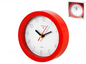 Orologio Parete Tondo Rosso Cm15 991