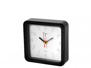 Orologio Parete Quadro Nero  Cm15 992