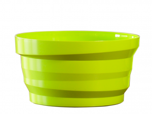 Ciotola Twister Cm25 2455 Verde