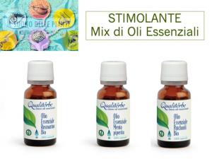 STIMOLANTE Mix di oli essenziali