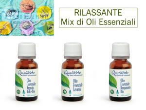RILASSANTE Mix di oli essenziali