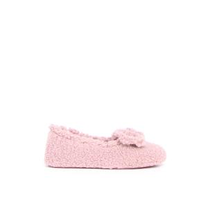 GRUNLAND Glov pantofola - rosa antico