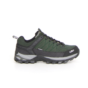 CMP CALZATURE Rigel Low scarpa da trekking - verde nero
